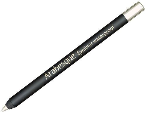 ARABESQUE Eyeliner waterproof Nr. 99 - Weiß