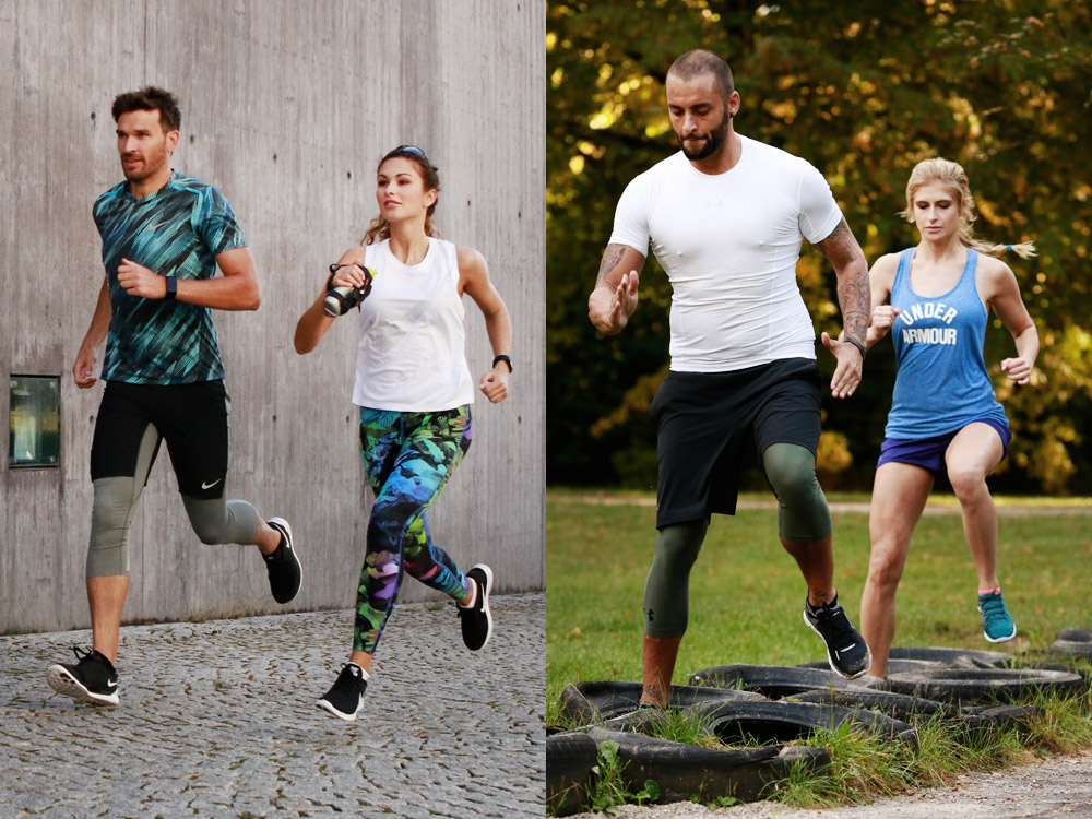 Klettergurt Unterschied Damen Herren : Was ist der unterschied zwischen einem running und fitness