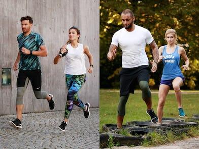 Klettergurt Unterschied Damen Herren : Was ist der unterschied zwischen einem running und fitness schuh?