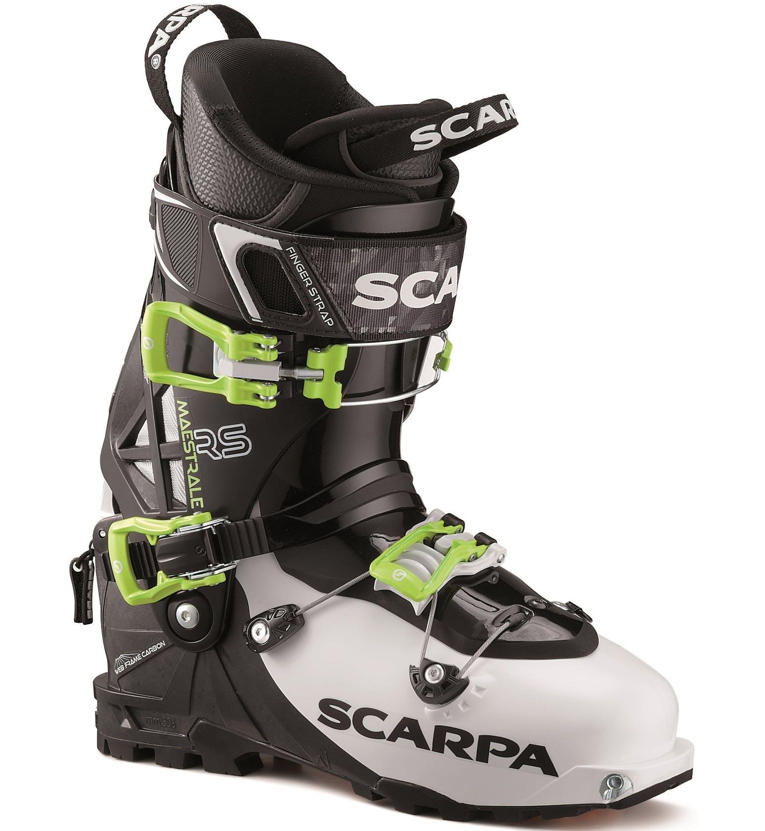 Scarpa Maestrale RS - scarpone scialpinismo - uomo