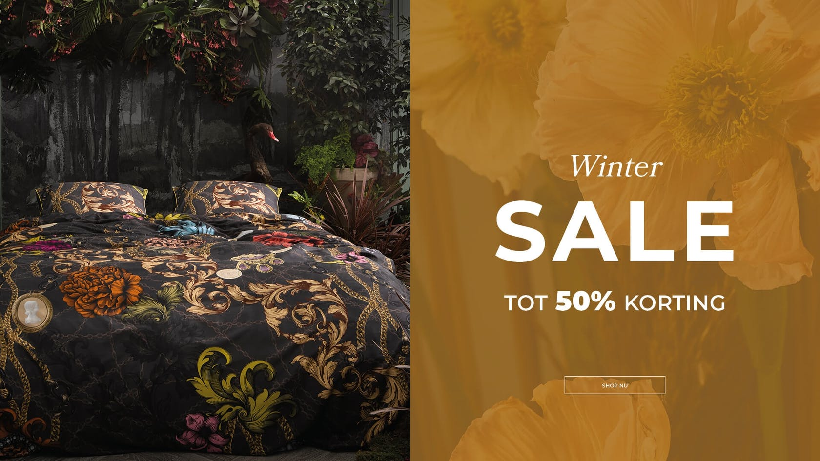 Winter Sale bij ESSENZA HOME