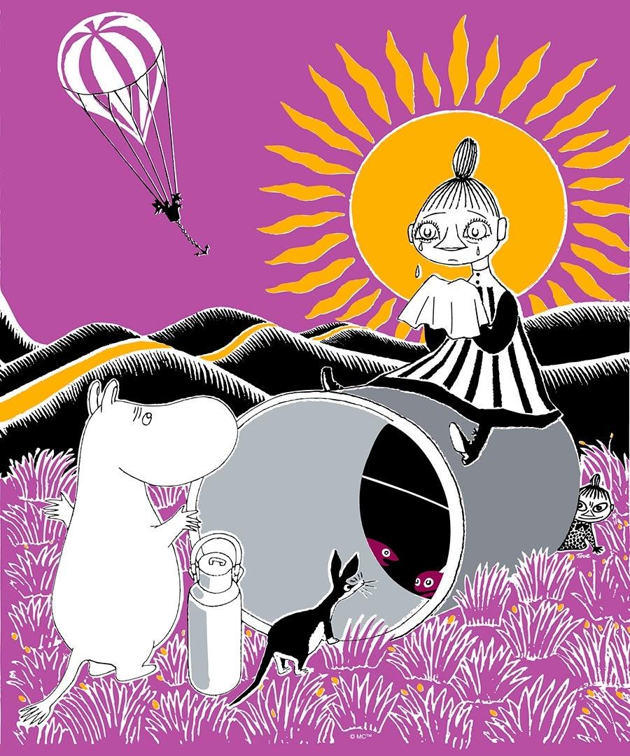 Moomin - Sunny