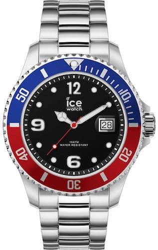 Cette montre ICE WATCH se compose d'un boîtier Rond de 48 mm et d'un bracelet en Métal Gris
