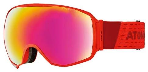 Skibrille Atomic rot