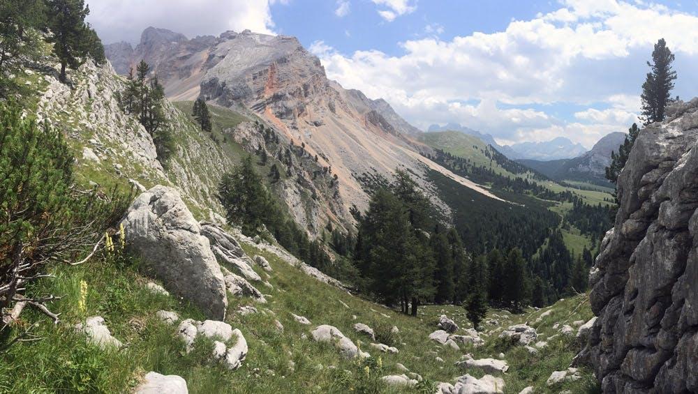 Dolomiten-Trekking-Monte-Croda-Rossa