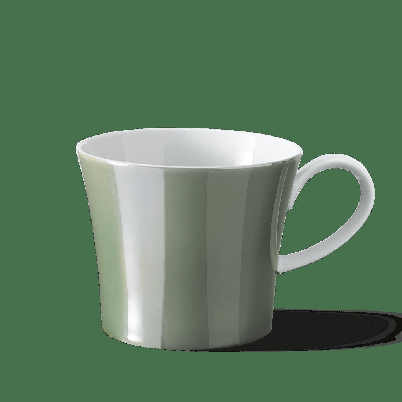 BERLIN coffee mug TIERGARTEN, Luster color GREEN