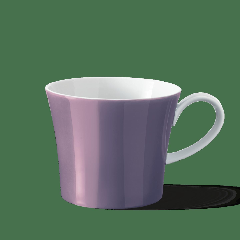 BERLIN coffee mug, SCHÖNEBERG, Luster color ROSE