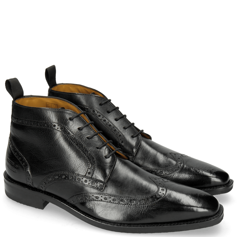 Freddy 8 Remo Black Lining Textile