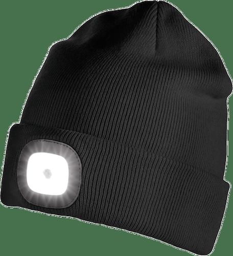 Iceport LED Beanie Lighty - Black
