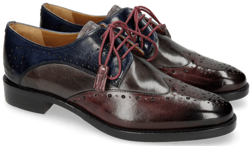 Derbies Femme Melvin & Hamilton Betty 2