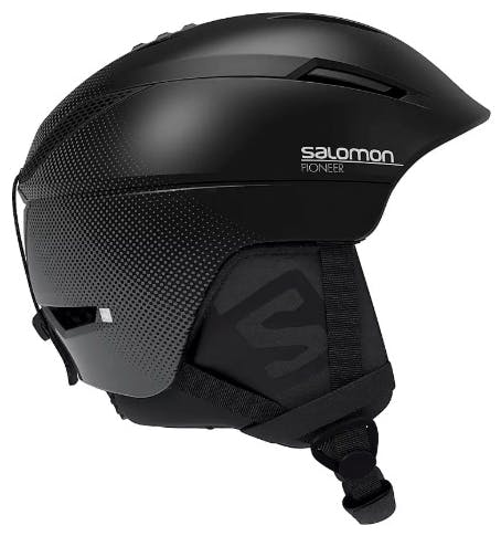 Salomon Pioneer black Skihelm