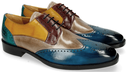 Derbies Homme Melvin & Hamilton Jeff 14