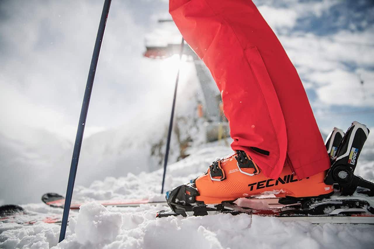 Skibindung