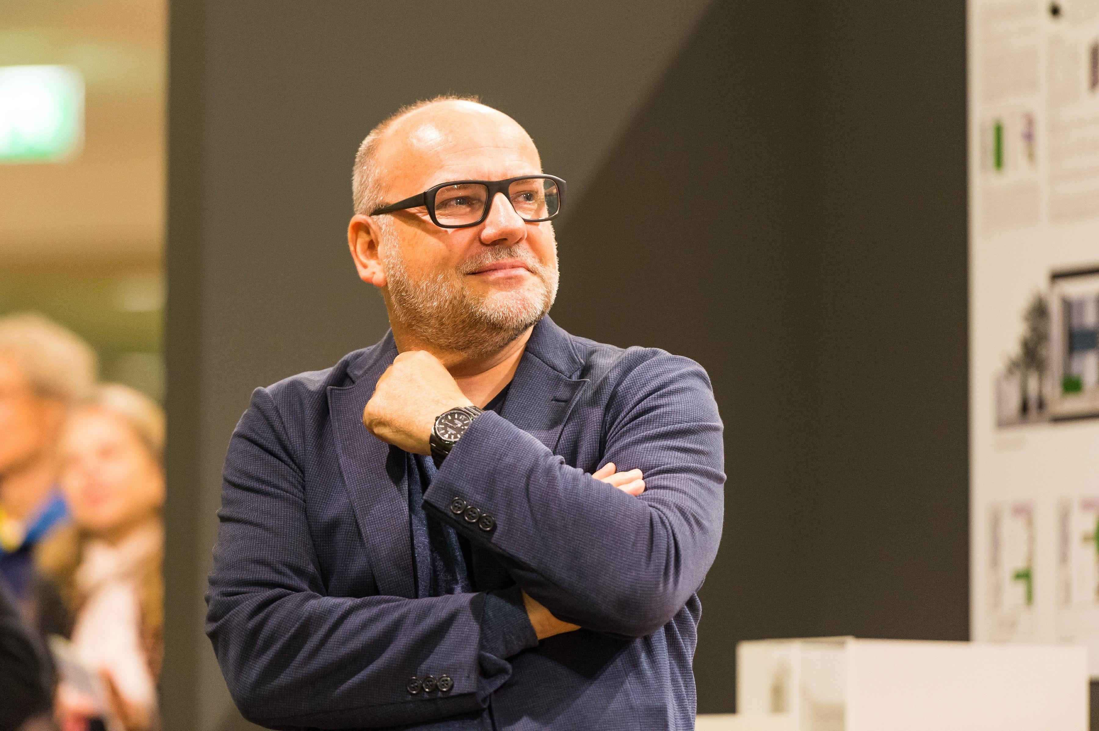 minimum-Gründer und Inhaber Wilfried Lembert