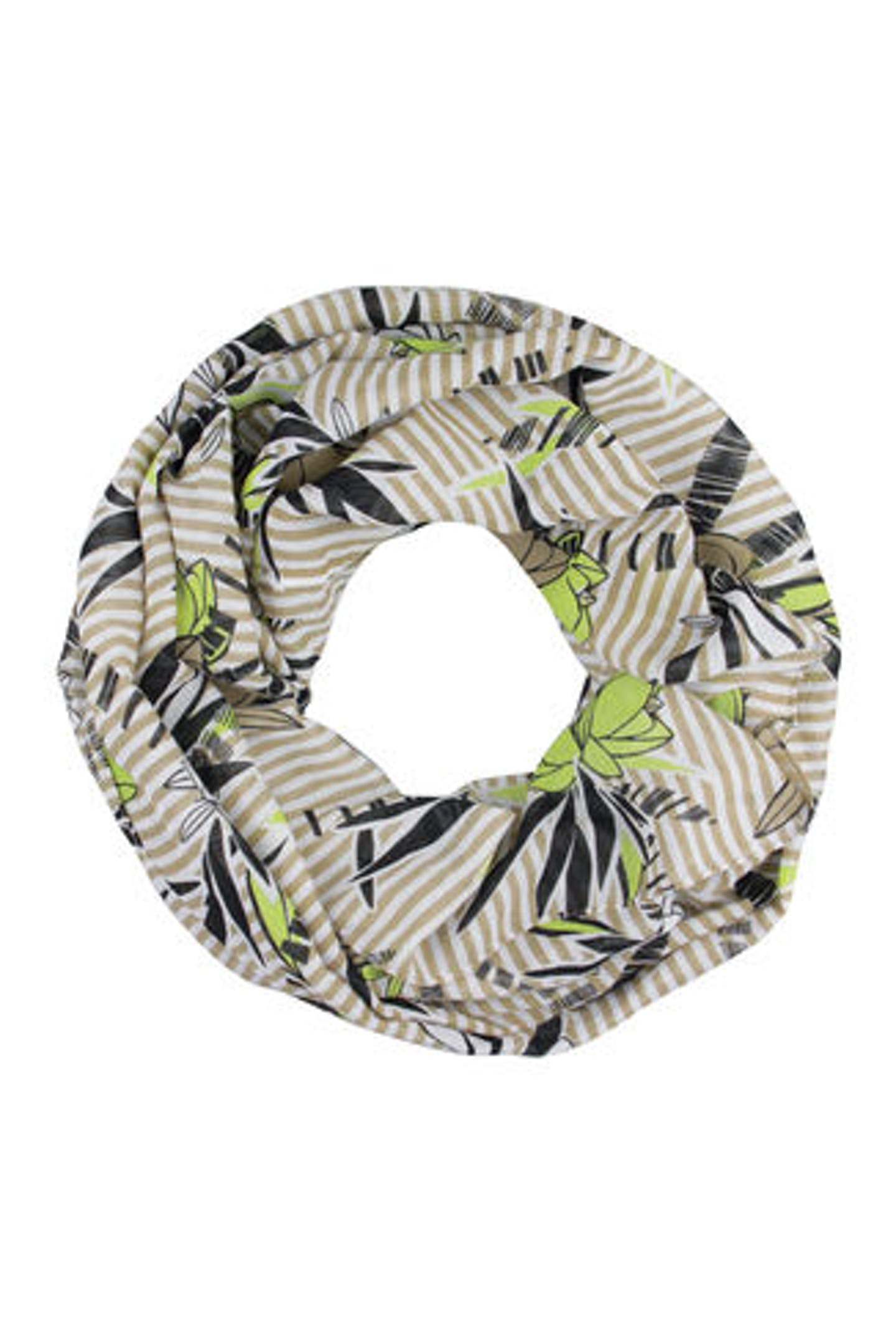 Floralprint Loop-Schal