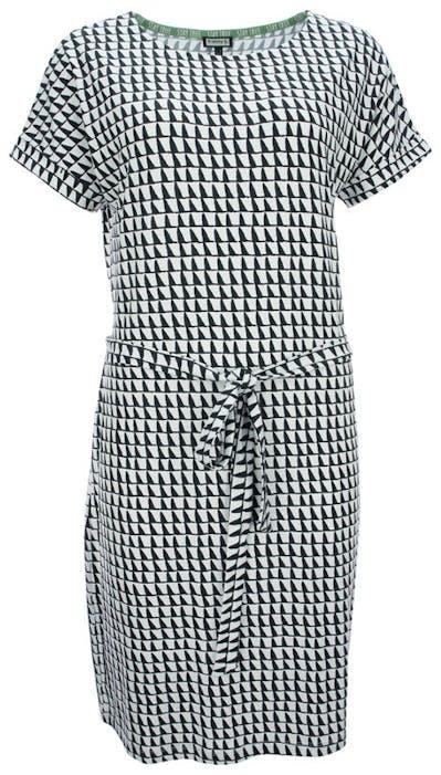 Grafikprint Kleid