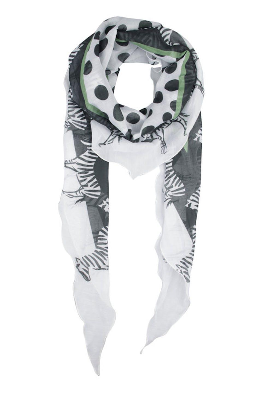 Zebra Schal