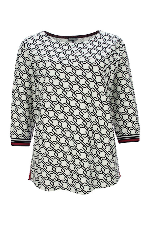 Grafikprint Sweater