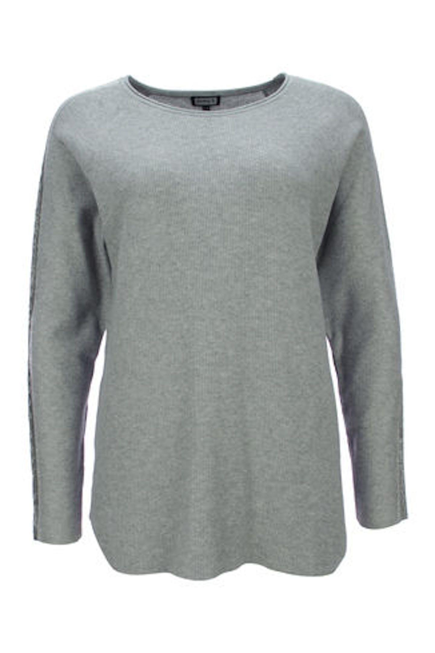 Pullover mit Ärmelprint