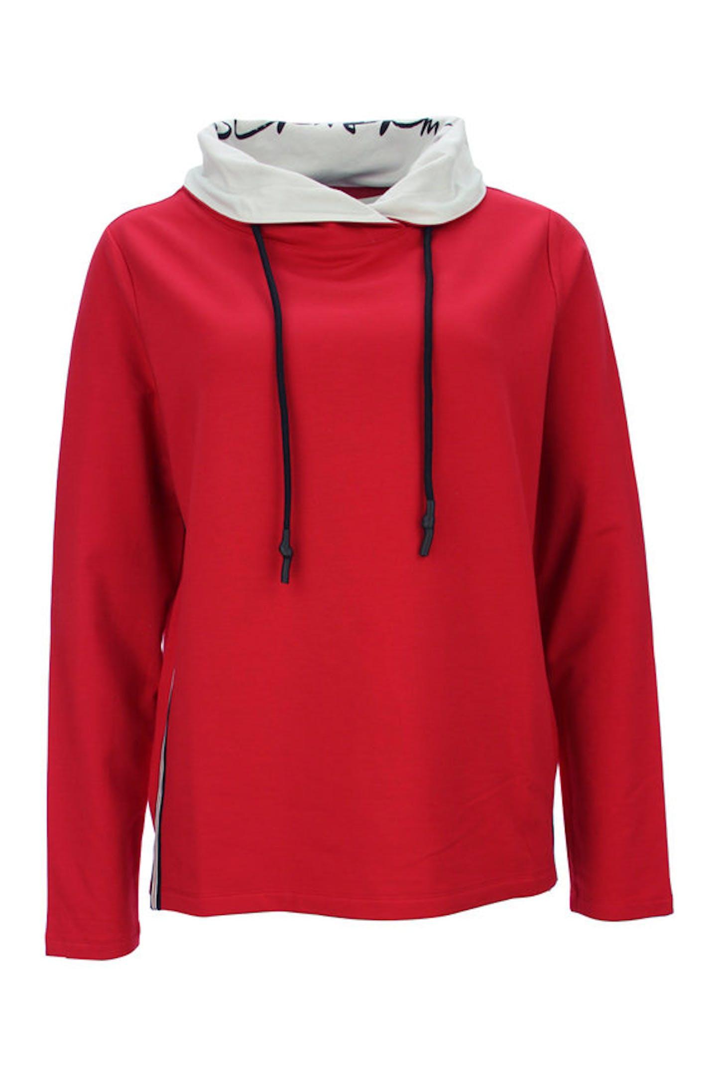 Tulpenkragen Sweater