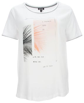 Materialmix Shirt