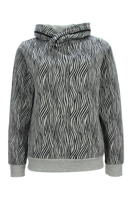 Alloverprint Sweater