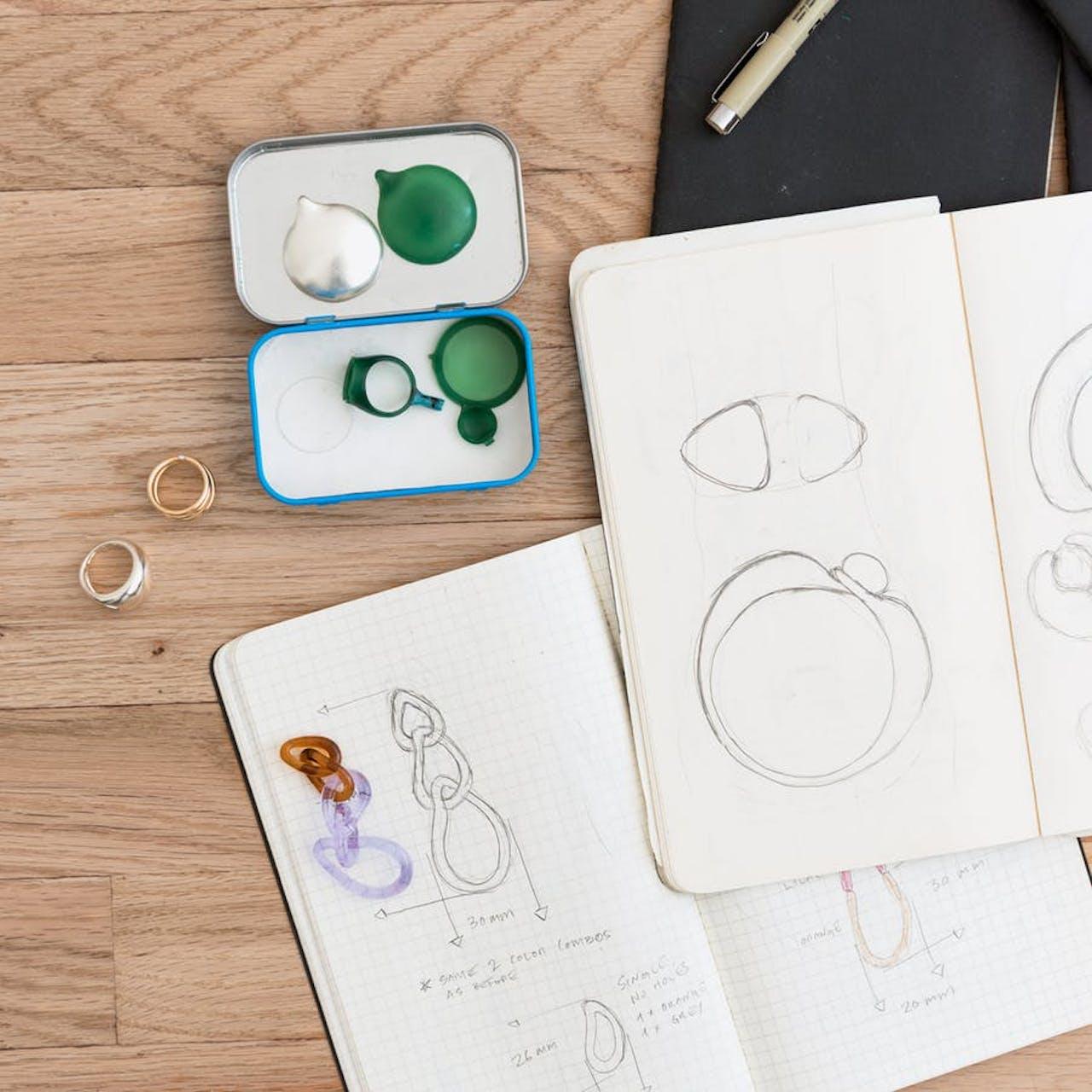 Schmuck Inspiration Magazin Brands & Designer