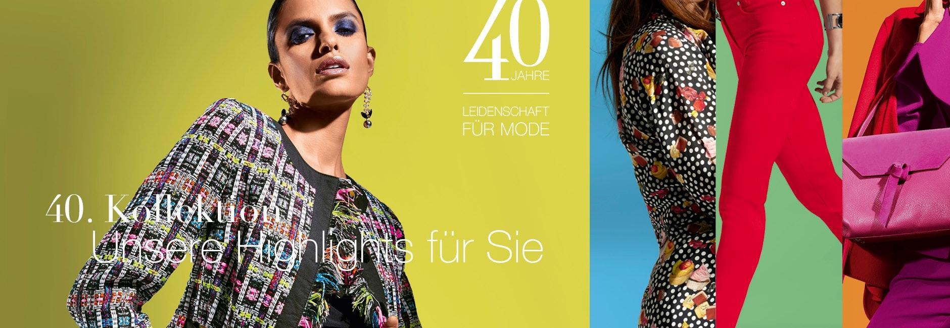 Shoppen Sie hier die Highlights der 40. Kollektion von MADELEINE