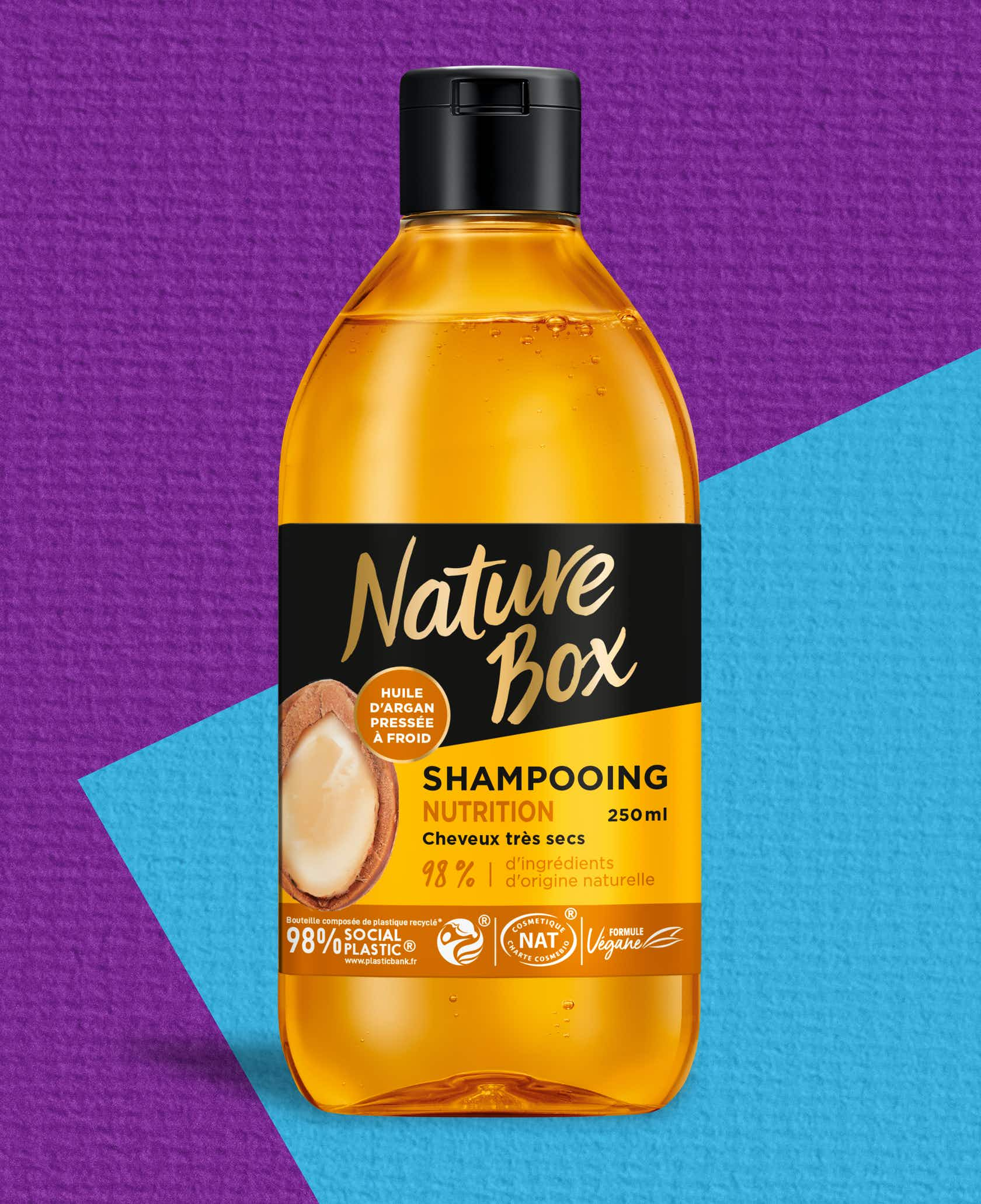 Shampooing liquide