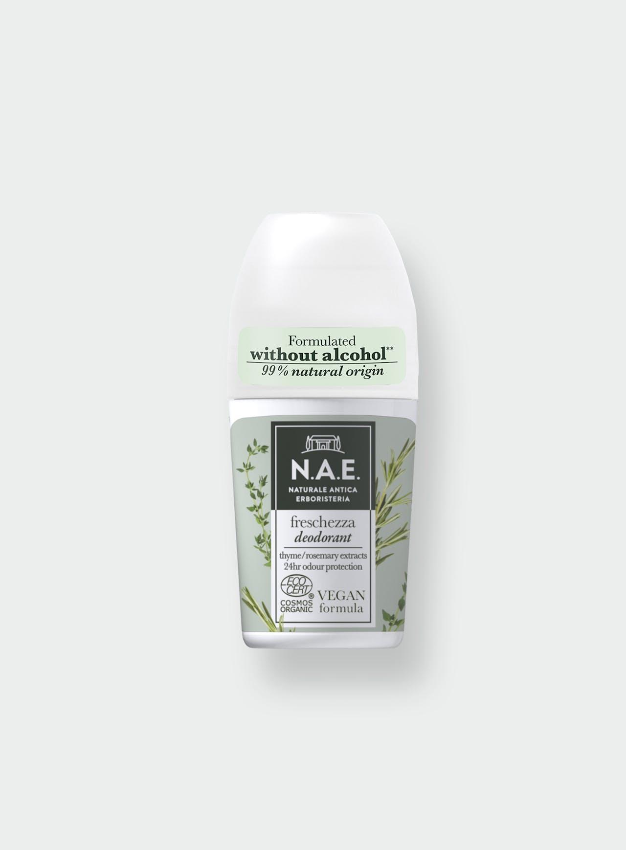Opfriskende Deodorant