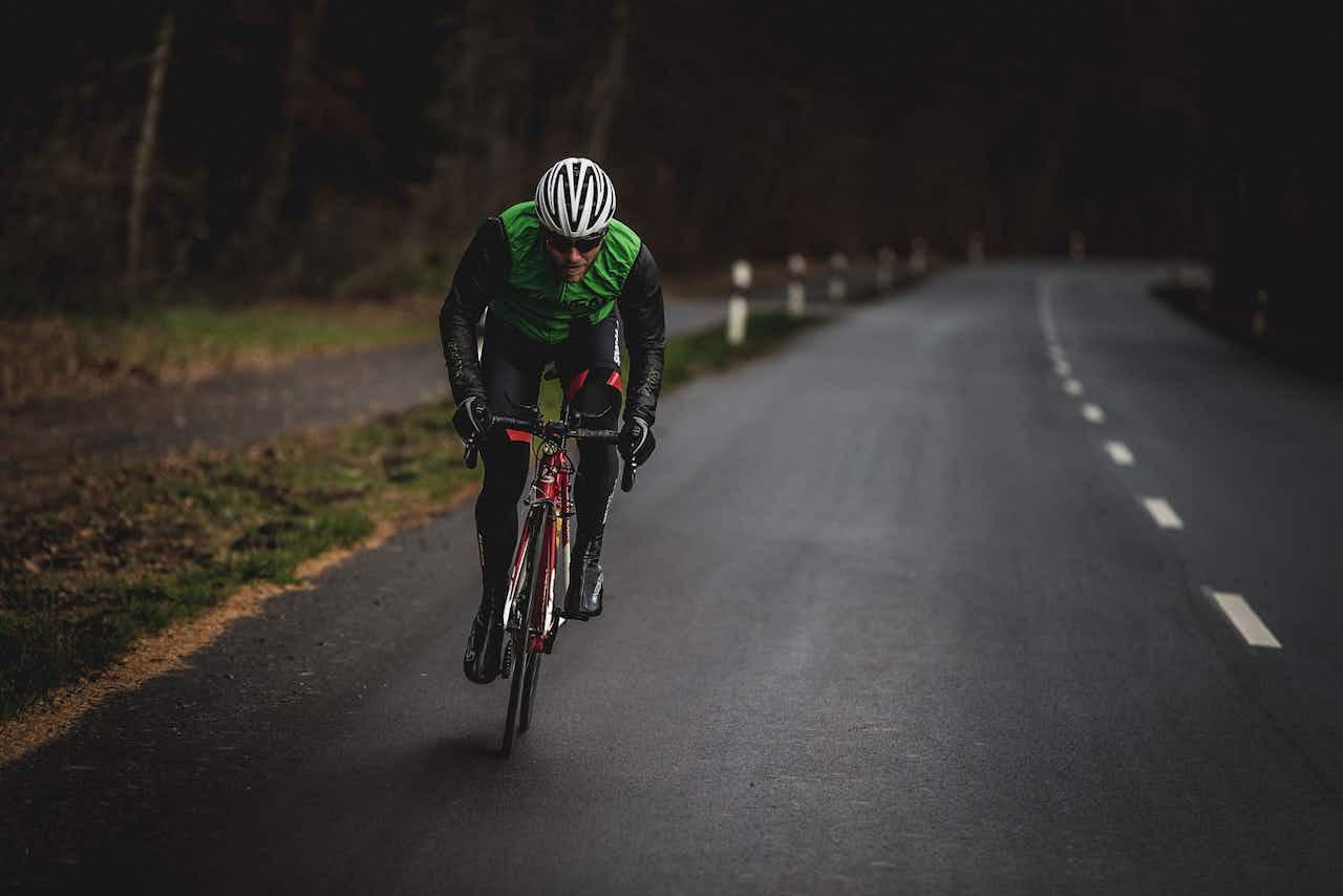 Ironman Training Rennrad