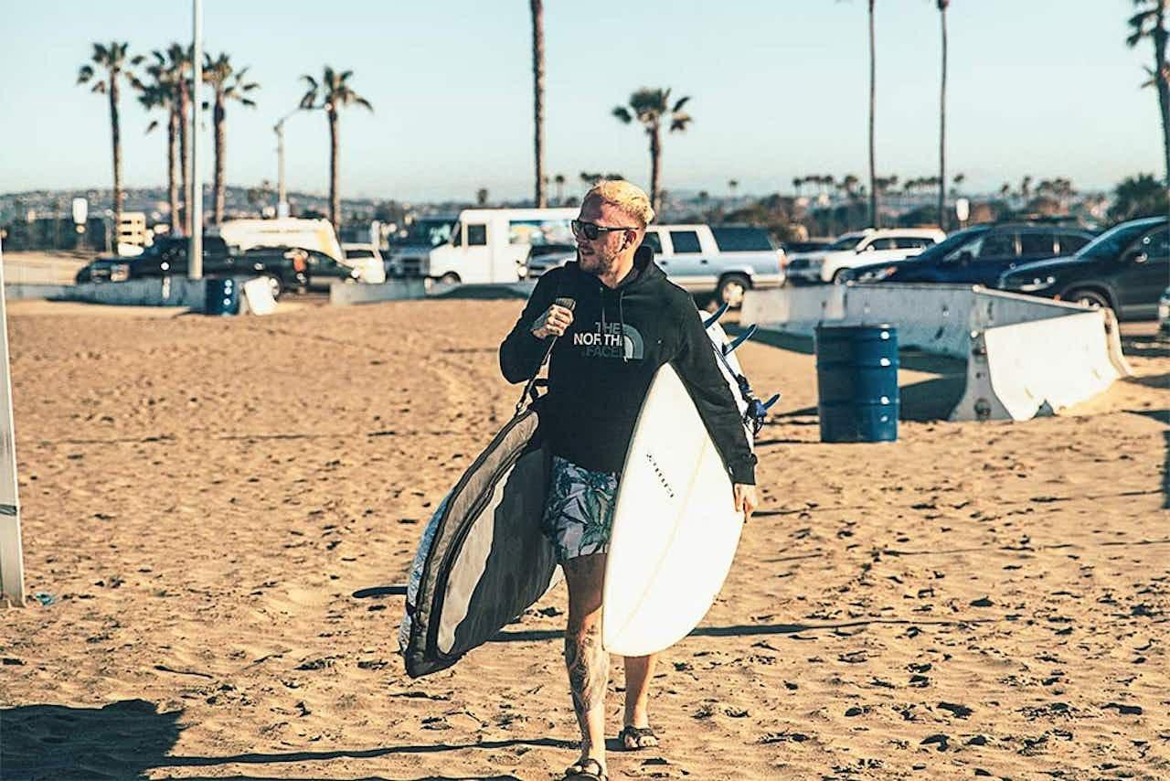Salt & Silver Ocean Beach California
