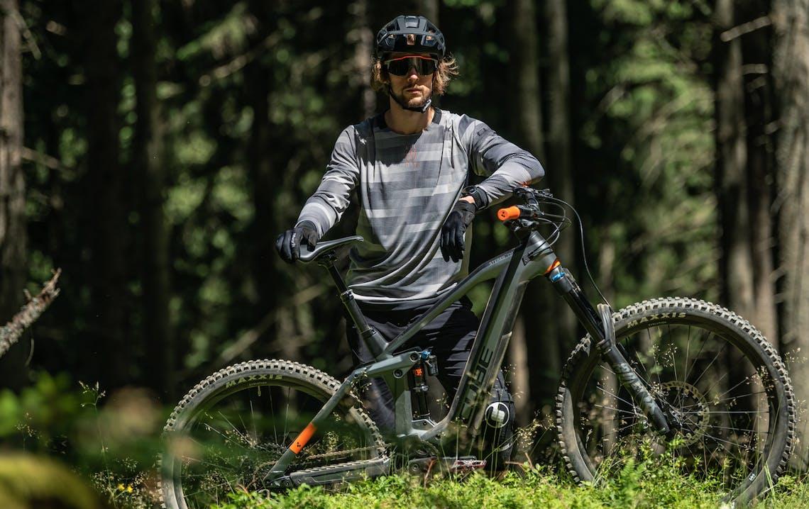biciclette elettriche CUBE