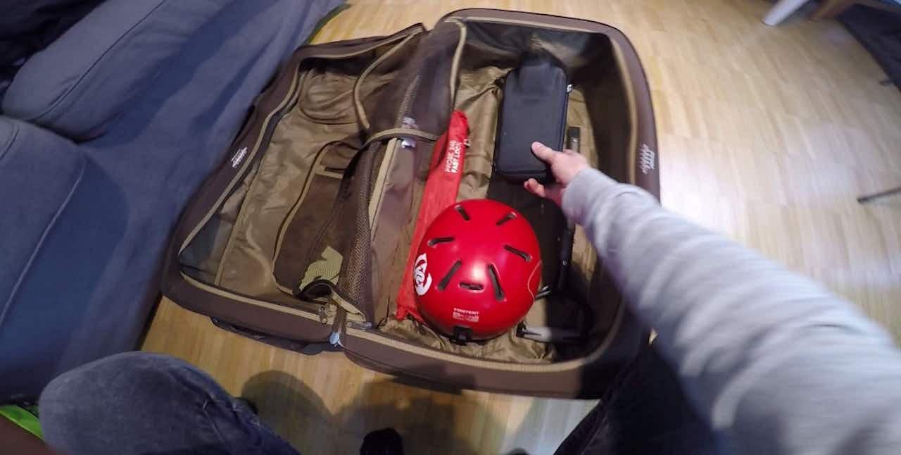 Koffer packen für den Wintersport: 3 Tipps für deine Vorbereitung!