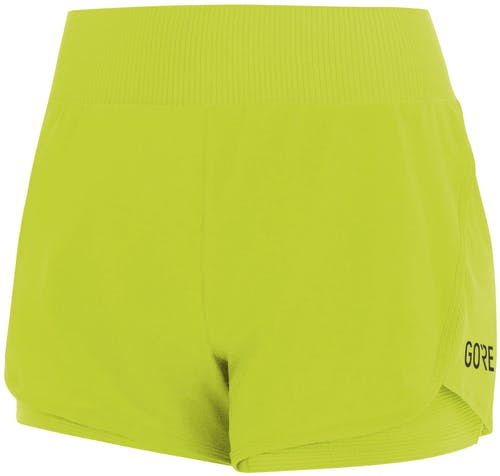 GORE WEAR R7 Women 2In1 Shorts - kurze Laufhose - Damen