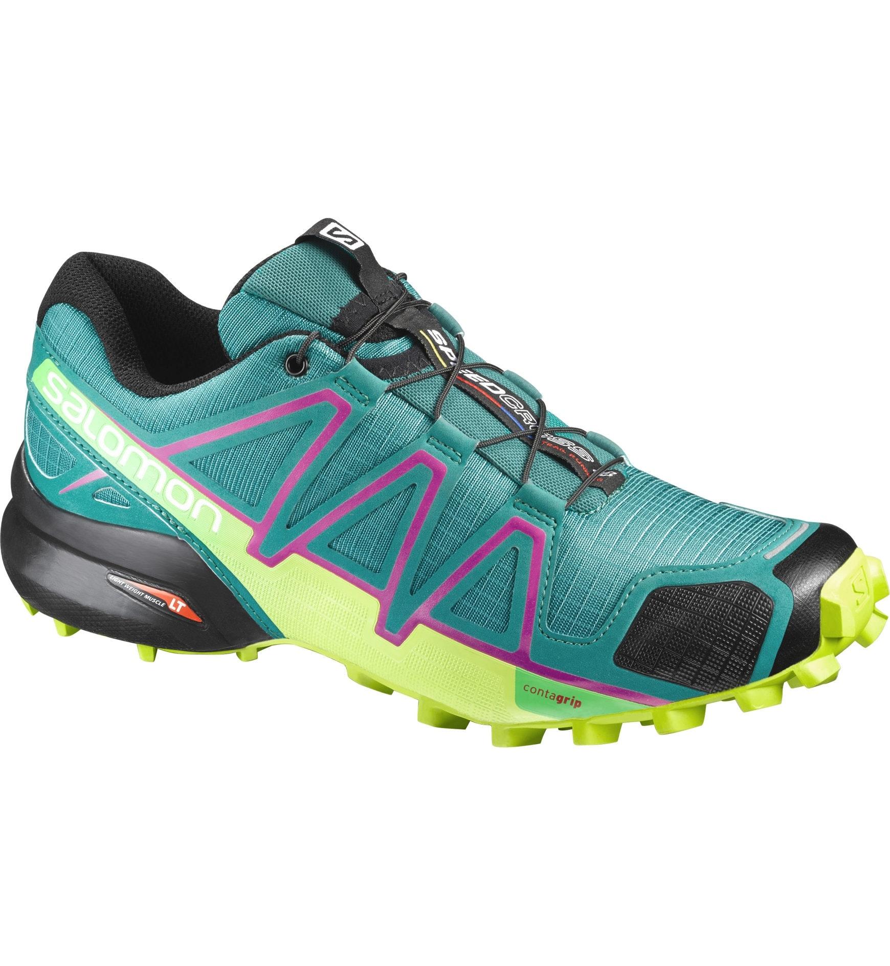 Salomon Speedcross 4 w - scarpe trailrunning - donna