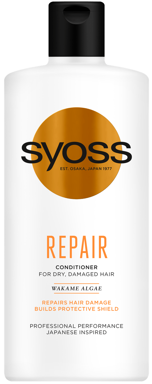 Syoss Repair Бальзам shot pack