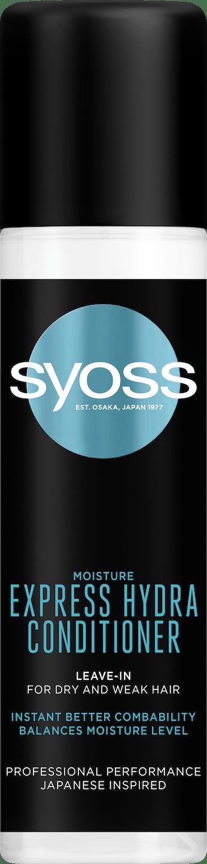 Syoss Moisture Express Експрес-кондиціонер shot pack