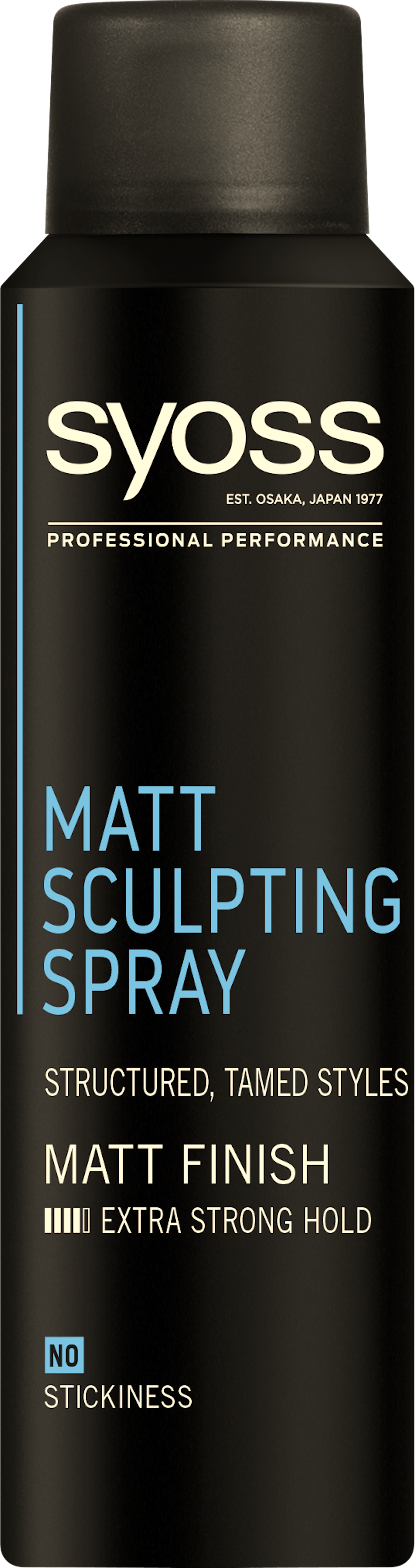 Спрей для волосся Syoss Matt Sculpting