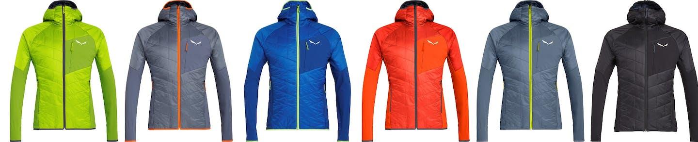 SALEWA Ortles Hybrid TW CLT - giacca con cappuccio - uomo