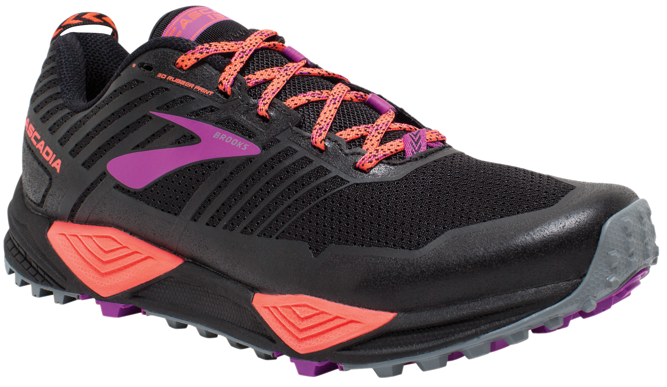 brooks cascadia 13 Trailrunningschuh Damen, neues Modell,  neues Design