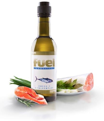 Fleischeslust - Ergänzungsfutter - fuel Omega 3 plus  Vitamin E Komplex
