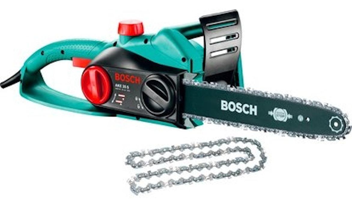 Bosch Elektro-Kettensäge AKE 35 S inkl. Ersatzkette 1800 W