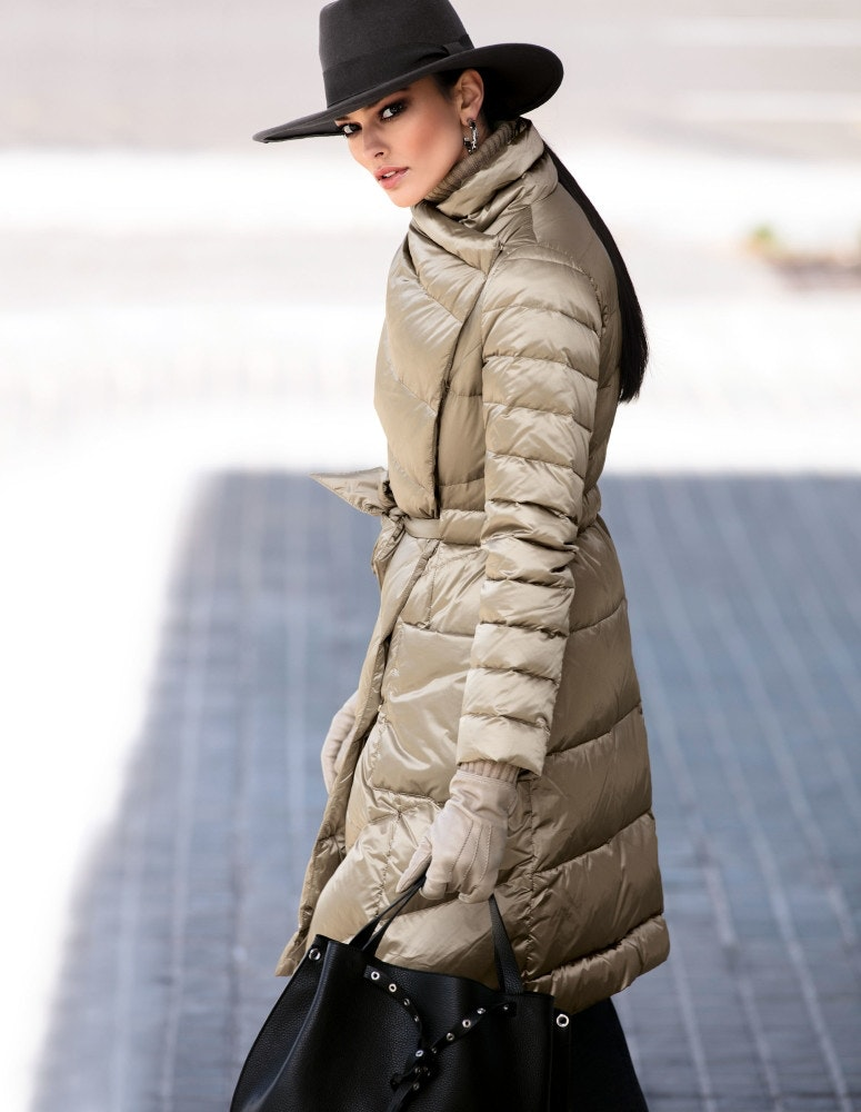 Im Winter sind Accessoires die besten Freunde modebewusster Frauen!