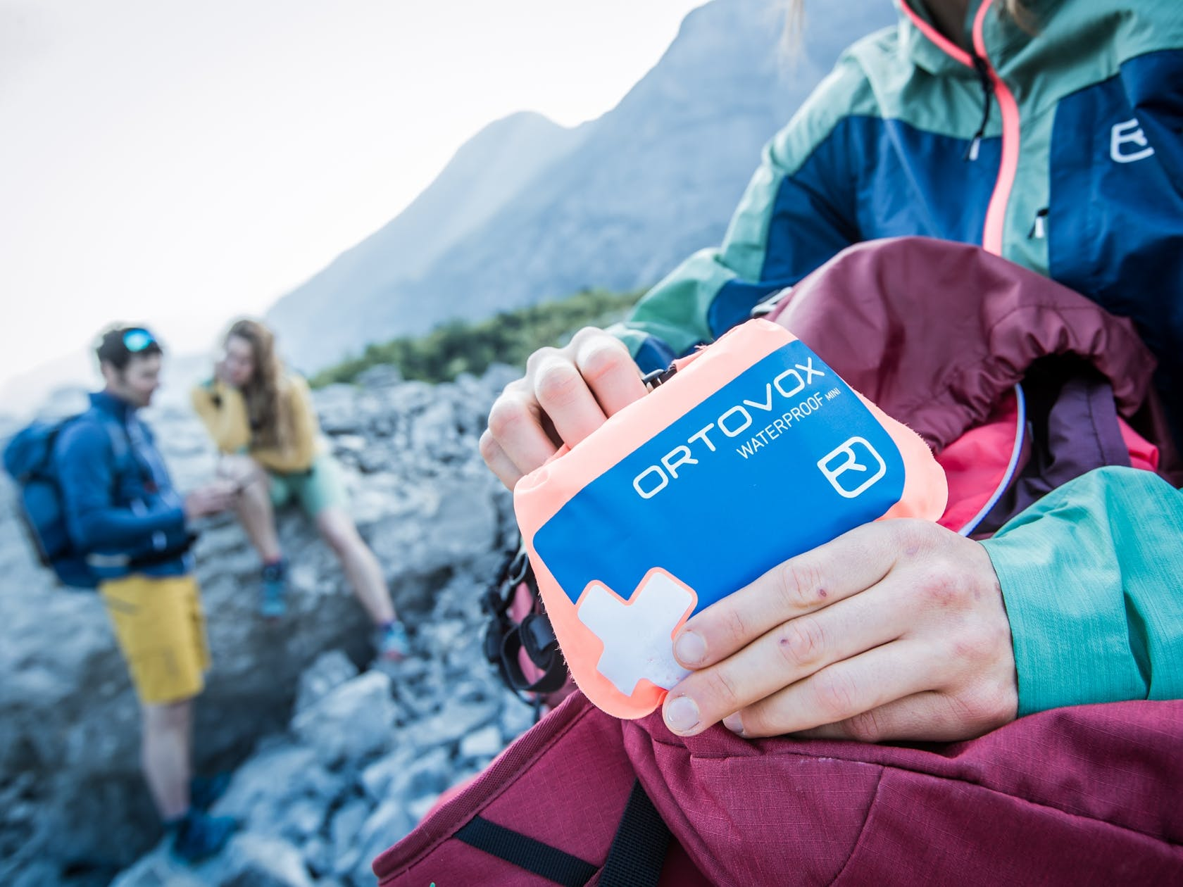 ortovox scialpinismo safety first