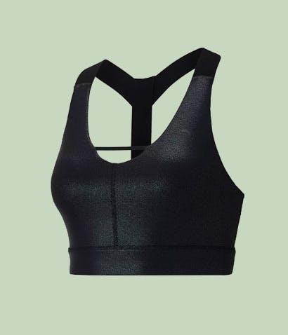 Yoga Bra Puma Black Pearl