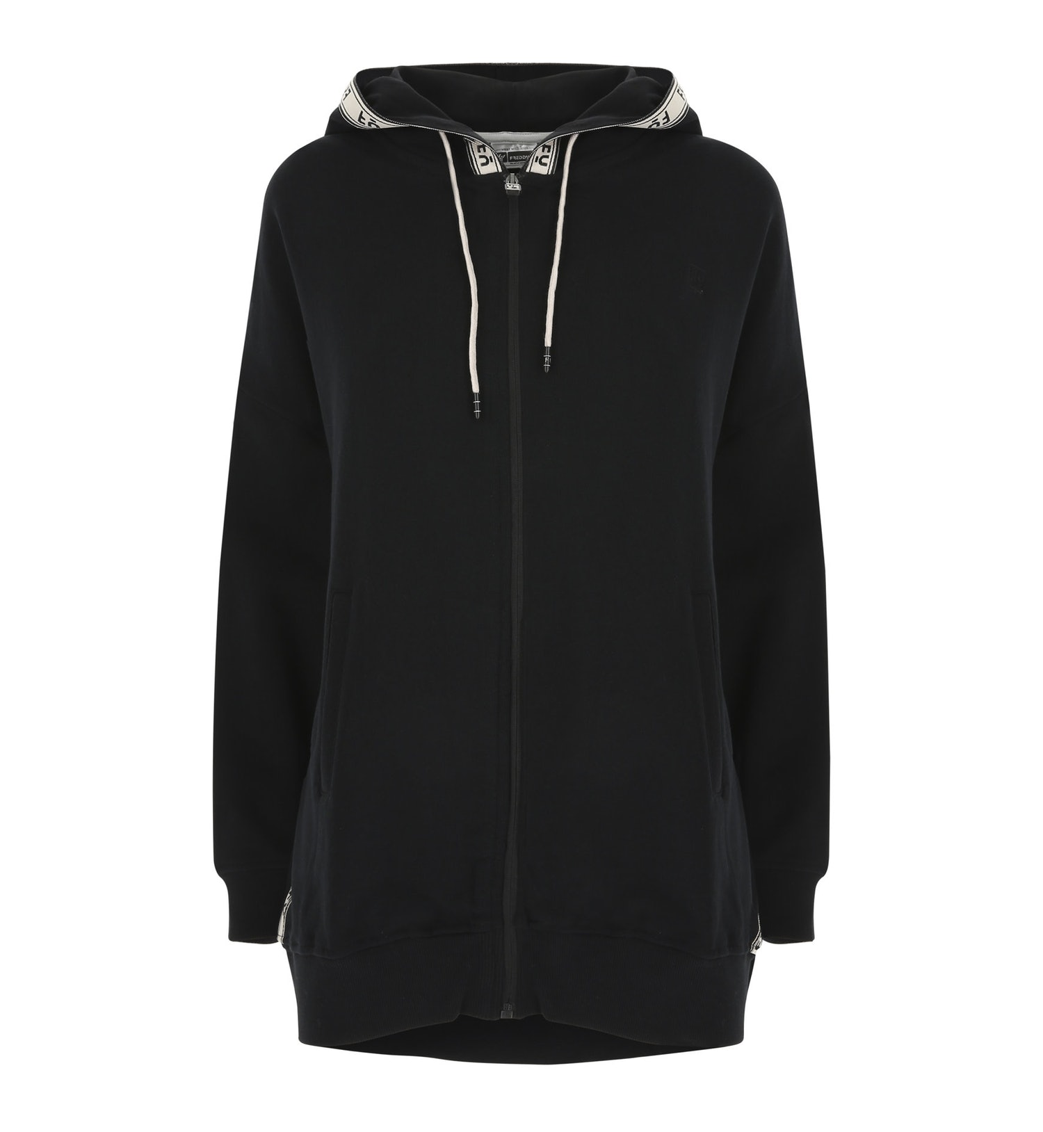 Freddy Hoodie History - giacca fitness - donna