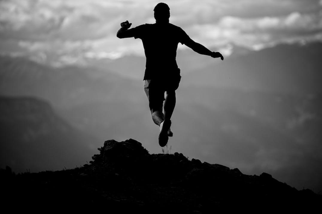 Marc Slanzi trail running