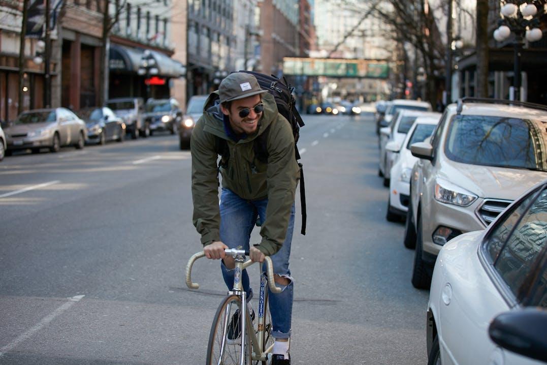 BMTC Fahrradtour durch Vancouver