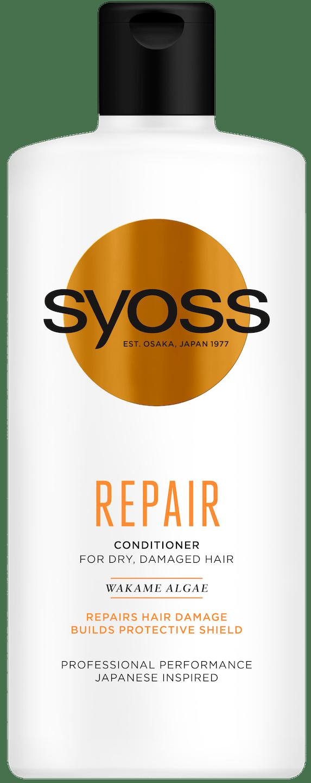 Syoss Repair Балсам pack shot
